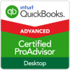 QuickBooks Certified ProAdvisor - QuickBooks Advanced Certification