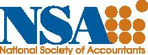 National Society Of Accountants Logo